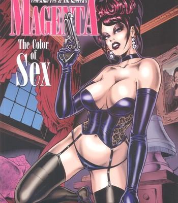 Porn Comics - [Nicola Guerra] Magenta the Color of Sex