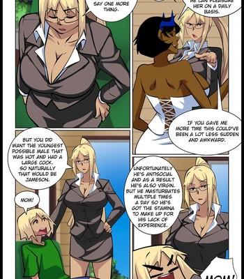 Deviants Meet Your New Lover comic porn sex 004