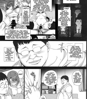 Hypnosis Sex Guidance! Training Session Two: Reina Kurashiki [English] [Tremalkinger] comic porn sex 007