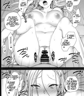 Hypnosis Sex Guidance! Training Session Two: Reina Kurashiki [English] [Tremalkinger] comic porn sex 020