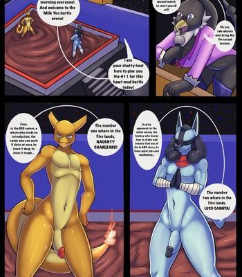 Naughty Charizard Main Story chapter 1 comic porn sex 018