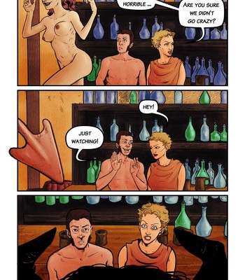Dust And Shadow comic porn sex 017
