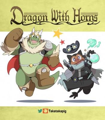 Porn Comics - Dragon with Horns