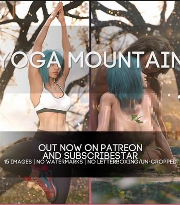 Porn Comics - Yoga Mountain