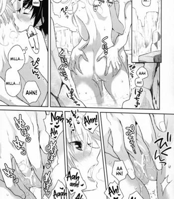 Gohoubi no Ataekata – Onsen Hen   How to give a reward – Hot spring edition comic porn sex 014