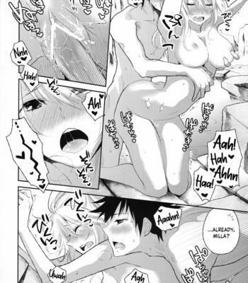 Gohoubi no Ataekata – Onsen Hen   How to give a reward – Hot spring edition comic porn sex 017