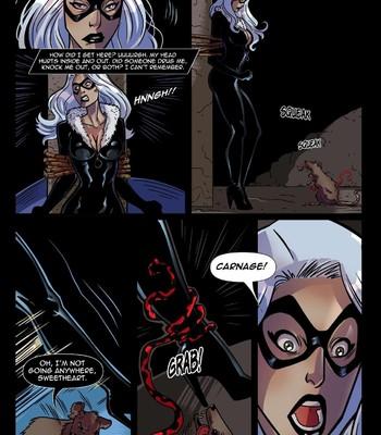Black Cat's Carnage comic porn sex 002