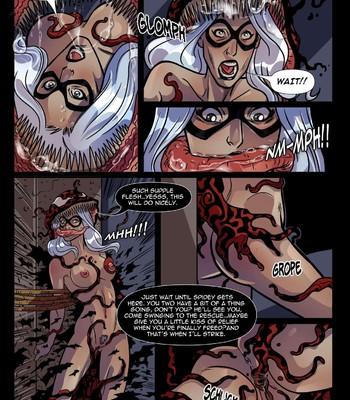 Black Cat's Carnage comic porn sex 005