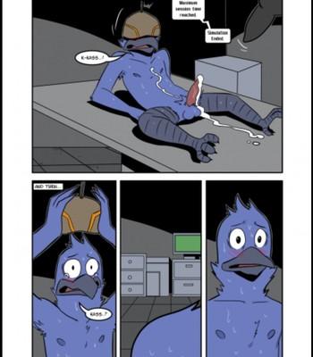 Non Standard Relief Procedures comic porn sex 009